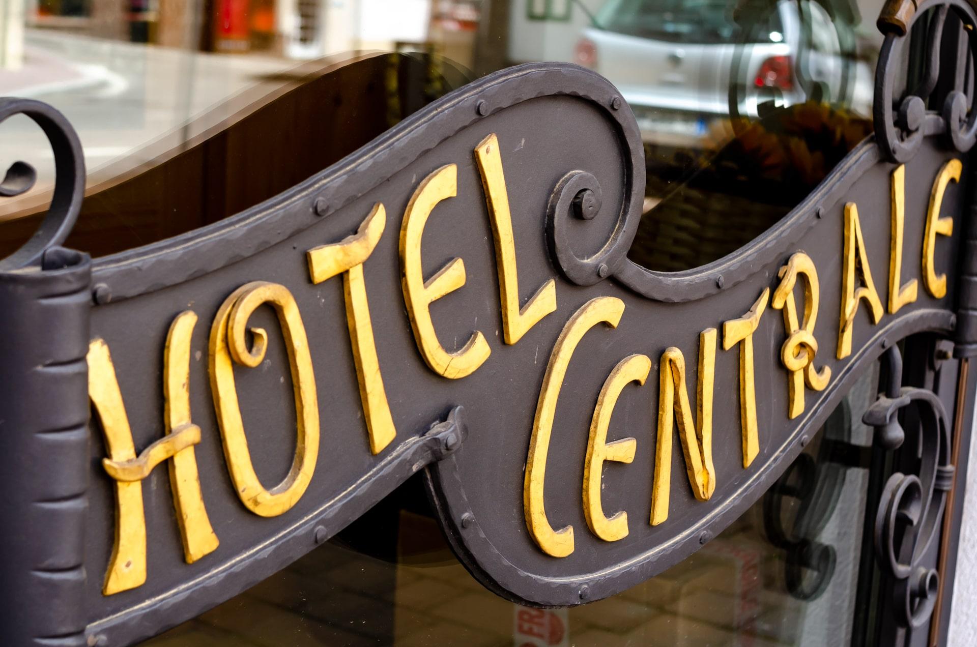 Albergo centrale a cuore di di Canazei in Val di Fassa l'unico Adventure Sport Hotel